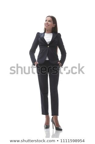 działalności · konsultacja · dolny · niebo · kobiet · spotkanie - zdjęcia stock © Paha_L