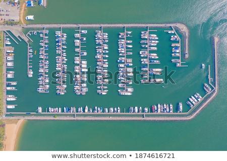 água · do · mar · superfície · azul · mar · água · abstrato - foto stock © lighthunter