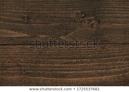 Doku ahşap doku kahverengi ağaç ahşap duvar Stok fotoğraf © FOTOYOU
