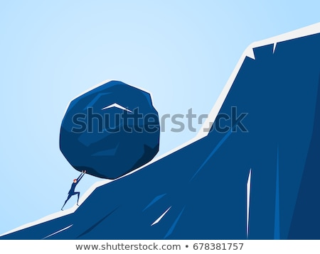 Managing Business Obstacles Stock photo © Lightsource