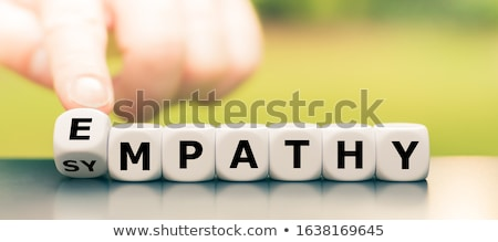 word empathy green Stock photo © Olena