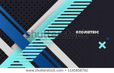premium golden diagonal lines vector background Stock photo © SArts