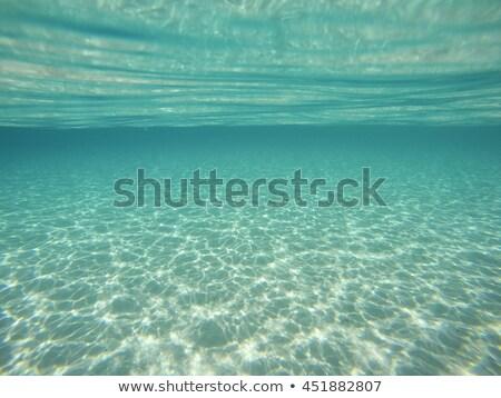 balearic islands wavy sand waves pattern stock photo © lunamarina