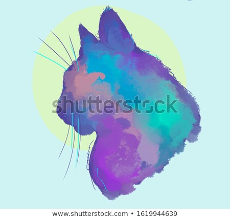 Abstract bright colorful universe. Elements of this image furnis Stock photo © NASA_images