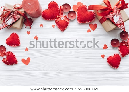 valentines present stock photo © cidepix