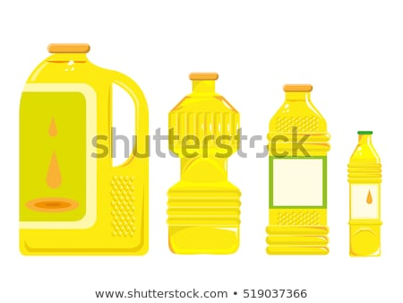 Rapeseed oil, Cooking and food oil products Stock photo © JanPietruszka
