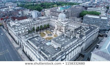 政府 建物 ダブリン アイルランド 市 センター ストックフォト © borisb17