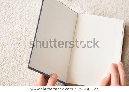tudás · szabadság · oktatás · kinyitott · könyvek · repülés - stock fotó © vetdoctor