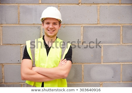 Builder and apprentice Stock photo © photography33