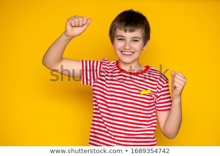 giovani · casuale · 12 · anni · vecchio · ragazzo - foto d'archivio © stockyimages