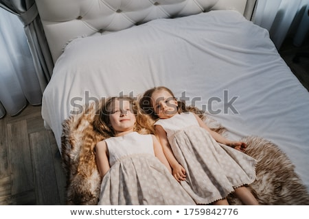 Two sisters Stock photo © photography33