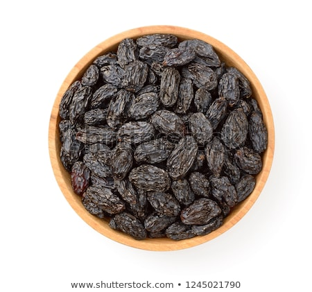 черный изюм темно есть питание органический Сток-фото © ozaiachin