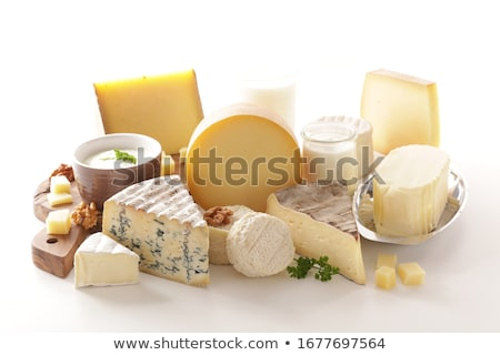 heap of dairy product Stock photo © M-studio
