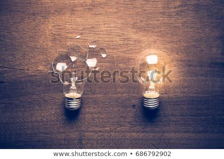 kazanmak · beyaz · tebeşir · tahta - stok fotoğraf © ansonstock