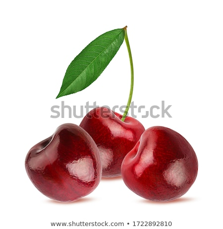 cherry jam with fruits stock photo © kuligssen