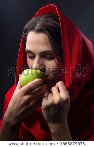 fantázia · gyümölcsfa · illusztráció · fa · különböző · gyümölcsök - stock fotó © lunamarina