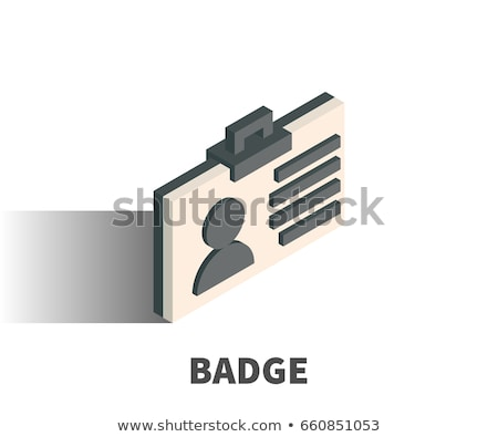 Personal Information - Concept on Label Holder. Stock photo © tashatuvango