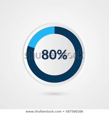 80 percent stock photo © make