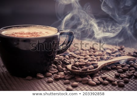 gourmet coffee stock photo © lithian