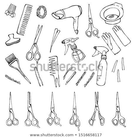 Set gun Symbole Sport Web Stock foto © maximmmmum