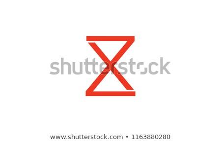 Trusted Link Purple Vector Icon Design Stock photo © rizwanali3d