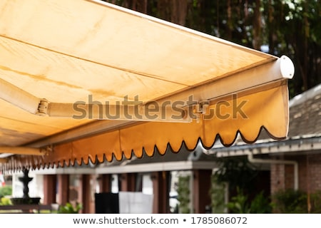 Shade Roof.dng Stock photo © rghenry