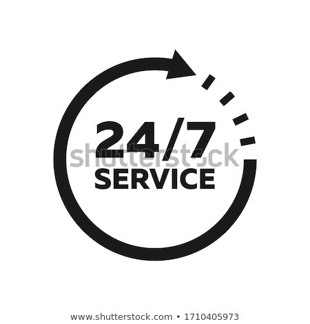 24-7 Service Stock photo © make