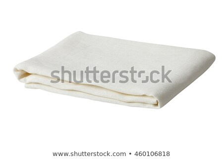 tablecloth isolated on white Stock photo © cynoclub