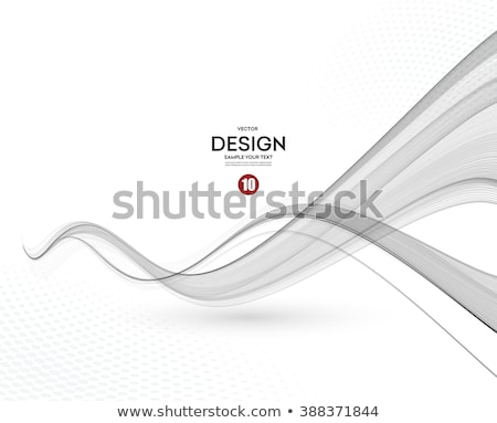 elegante · golven · vector · banners · sjabloon · eps - stockfoto © saicle