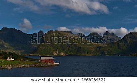 shed peak Stock photo © Undy