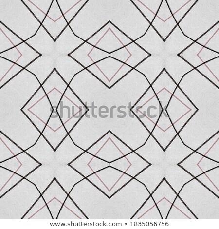 青 · 色 · 抽象的な · 対角線 · 行 · パターン - ストックフォト © sarts