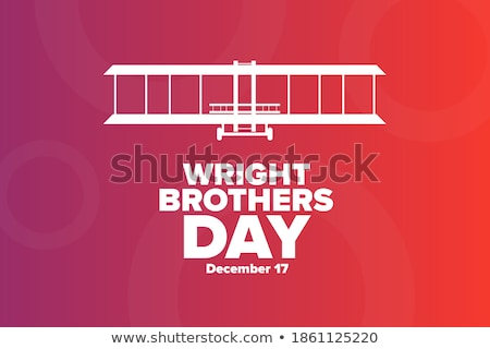 17  December Wright Brothers Day Stock photo © Olena