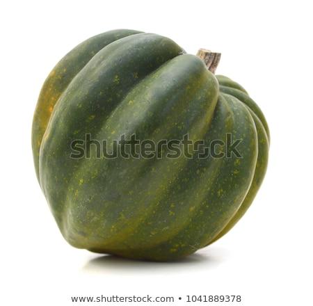 żołądź miąższ odizolowany biały jesienią warzyw Zdjęcia stock © Pheby