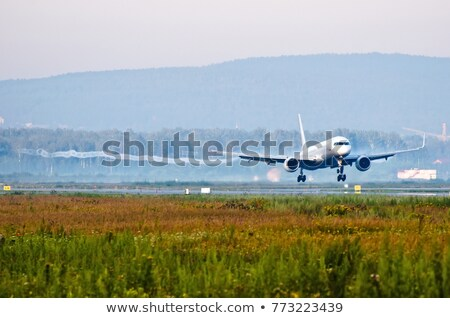 Water wake turbulence Stock photo © Suljo