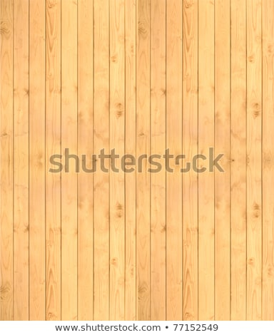 Wooden fence made of boards and slabs - background Stock photo © pzaxe
