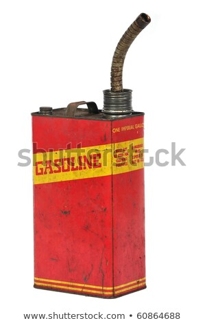 Rusty Gas Can Stock photo © Stocksnapper