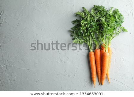 Carrot on the table Stock photo © stevanovicigor