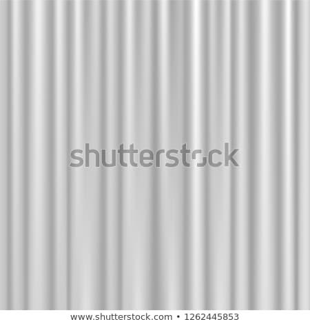 Curtain or drape texture Stock photo © stevanovicigor