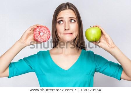 healthy not unhealthy stock photo © ivelin