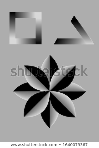 abstract · decoratief · verticaal · vector - stockfoto © WaD