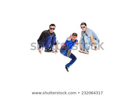 modern dancer 3 stock photo © forgiss