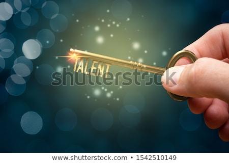 Human Potential Stock photo © Lightsource