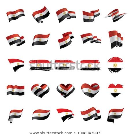 地図 · エジプト · 詳しい · 実例 · フラグ · eps10 - ストックフォト © maxmitzu