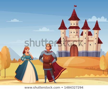 King Castle Stock photo © derocz