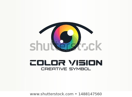 Spectrum Eye Stock photo © Lightsource