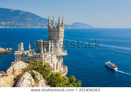 Beautiful Mountains in the Crimea, Ukraine Stock photo © maxpro