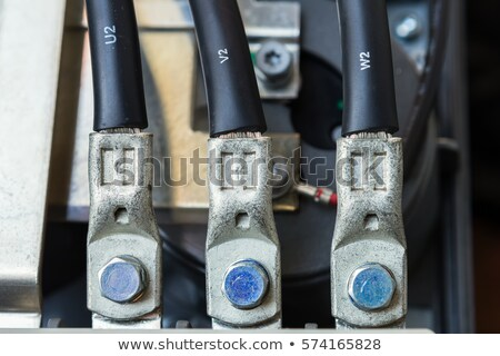 Three Phase Electric Power : électriques · pouvoir d généré photos objets