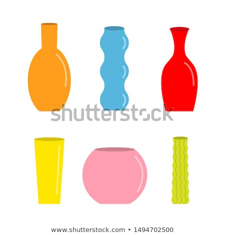 colorful glass jug stock photo © dezign56