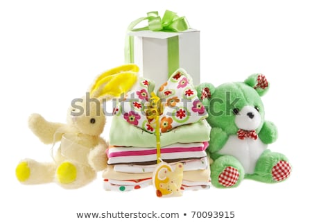 layette for baby male Stock photo © adrenalina