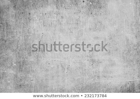 Grungy white concrete wall background Stock photo © H2O